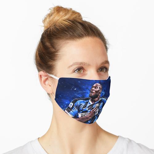 Romelu Lukaku Maske
