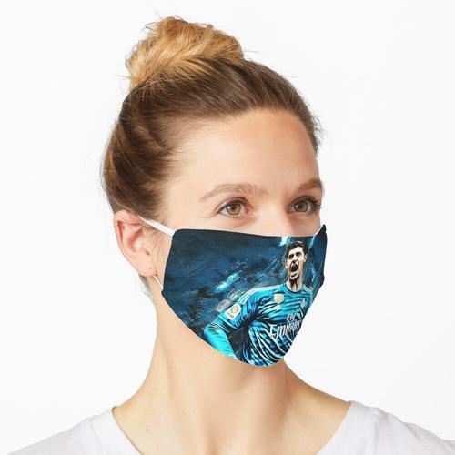 Thibaut Courtois Maske