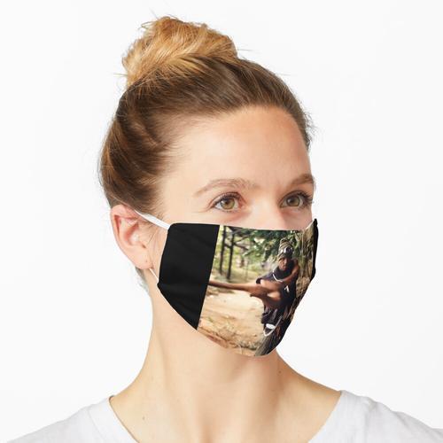 DMX Swinging Bat Maske