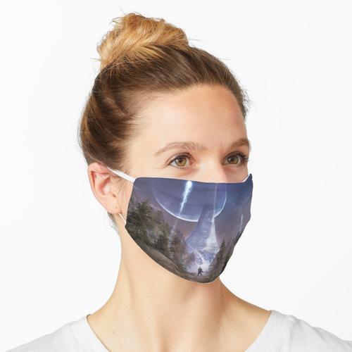 Installation 04 Maske