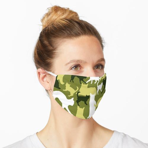 Taktik Camo Maske