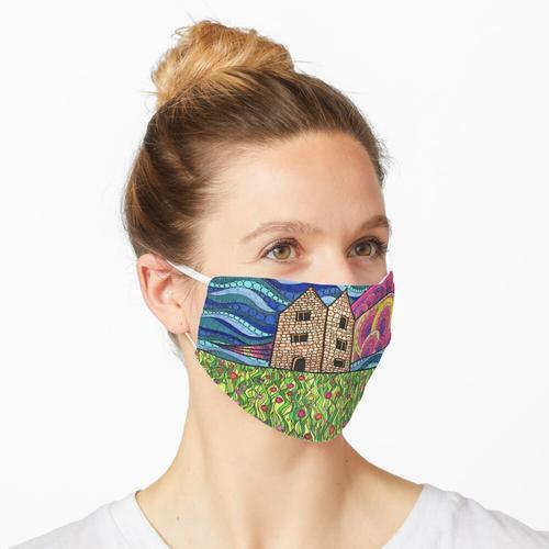 Der Taubenschlag Maske