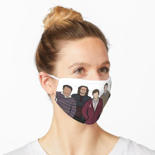 Die Silicon Five Maske