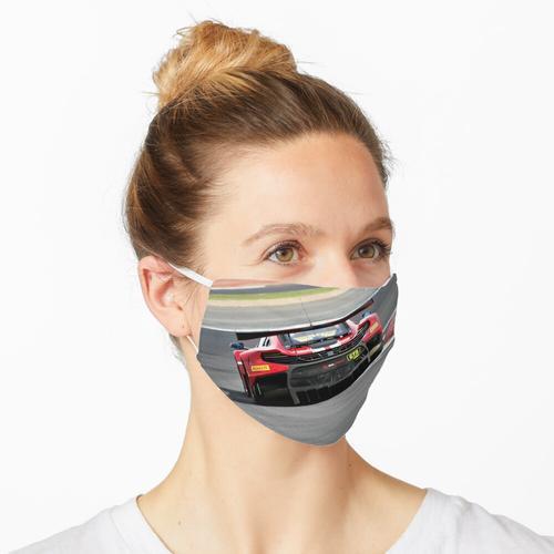 Silverstone 500 Maske