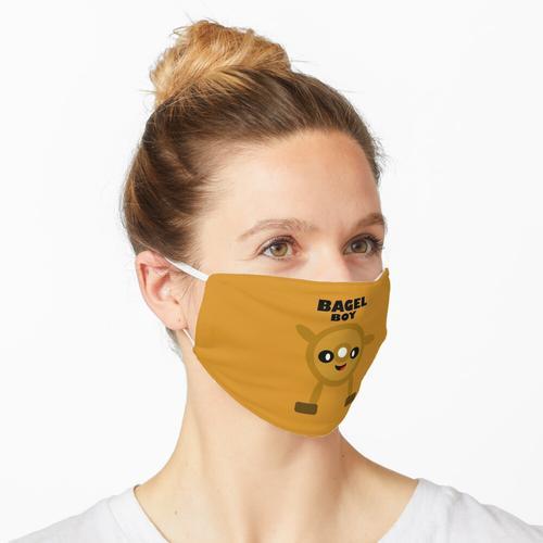Bagel Boy Maske