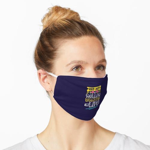 Hip Hop Rollschuh Maske