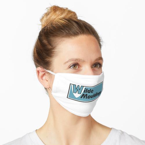 Wilde Leisten Maske