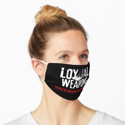Punkstiefel Maske