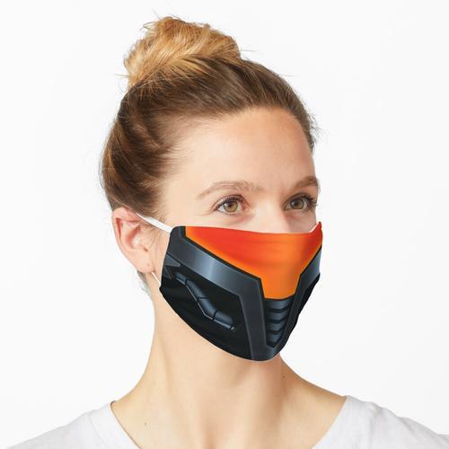 Samus Phazon Anzugmaske Maske