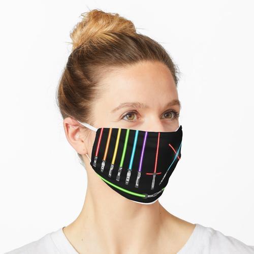 Lichtschwert Maske