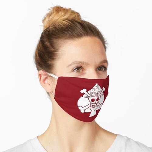 Spatenpiraten Maske