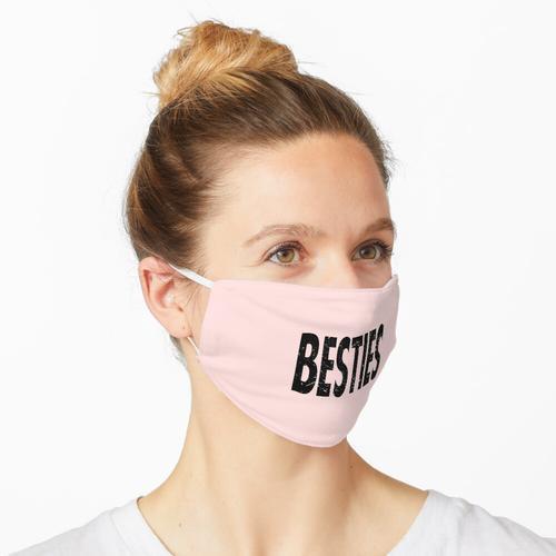 bff passende hemden Maske