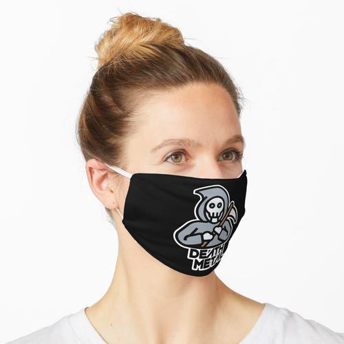 Süßer Metal - Death Metal Maske