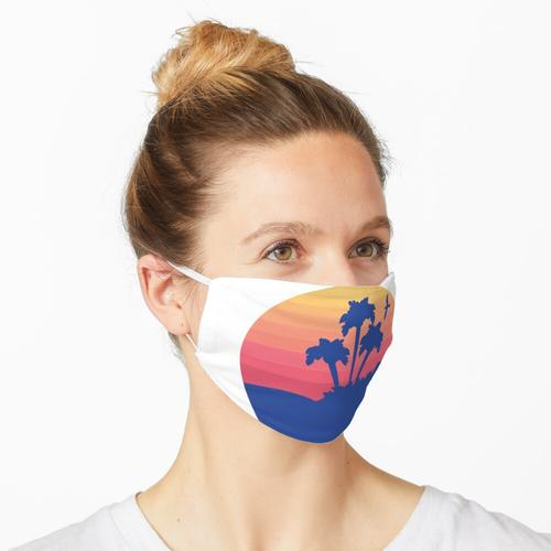 ruhige Geräusche Maske