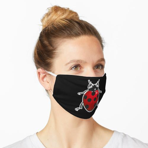 Marienkäfer. Marienkäfer, Marienkäfer, Marienkäfer. Maske