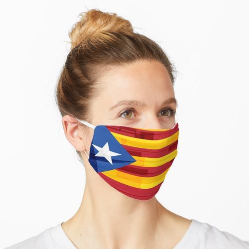 Katalonien Maske