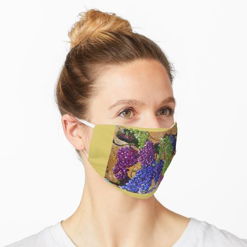 Traubenfest Maske