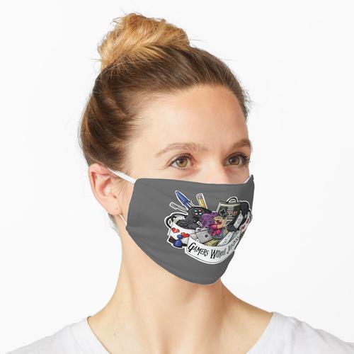 Gamers ohne Joysticks (Med Ton) Maske