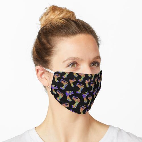 Fußfetisch Maske