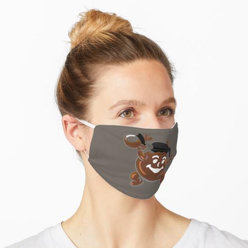 Kaffeemann Maske