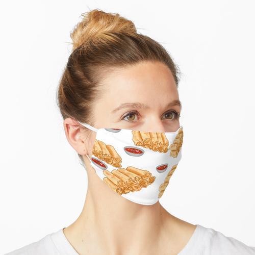 Chả Giò (Frühlingsrollen) und Dip Maske