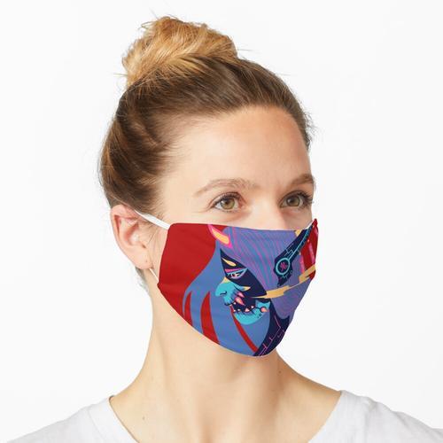 Cyber ONI Maske