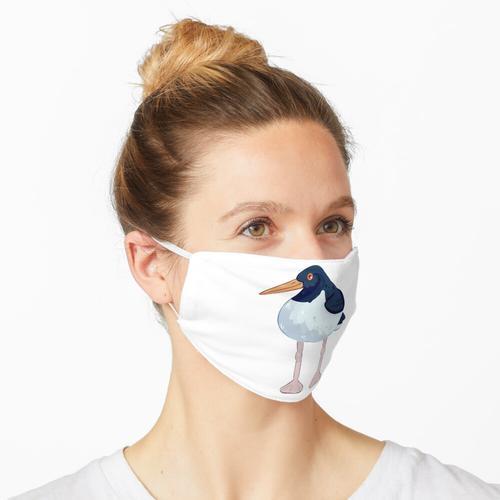 Austernfischer Maske