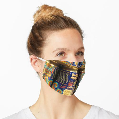 Bierdosen Maske