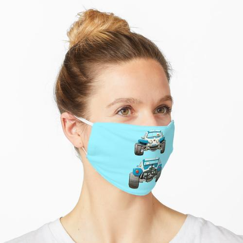 Sand Buggy Bug Maske
