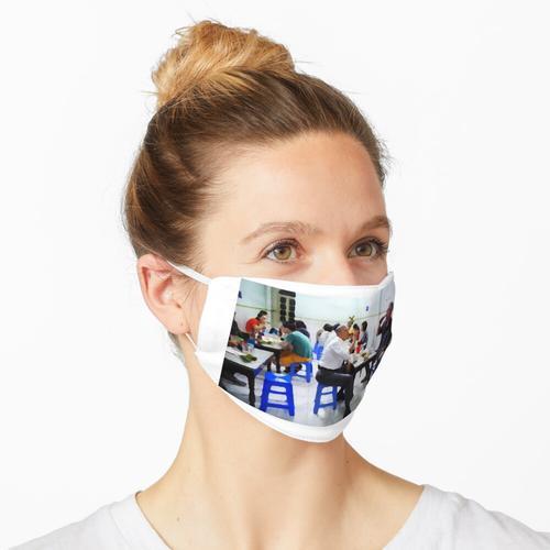 billige aber leckere Nudeln Maske