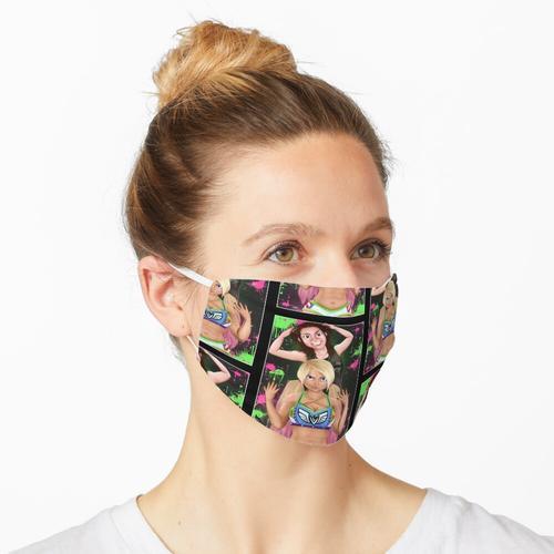 BlissCross AppleSauce Maske