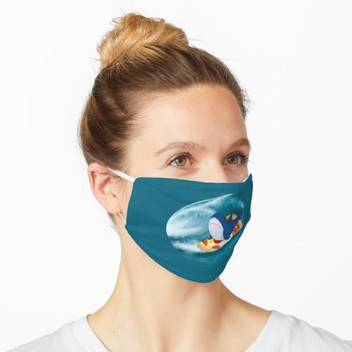 Blahaj / Shark: Scheiben in Scheiben! Maske