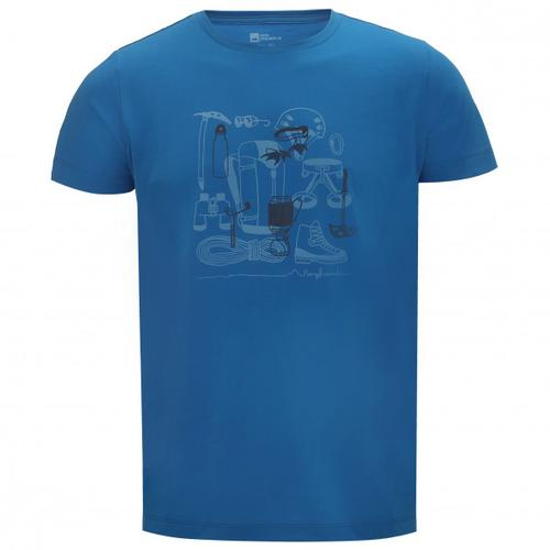 Bergfreunde.de - SchauinslandBF. - T-Shirt Gr M blau