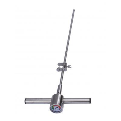 Tassement du sol et pénétromètre