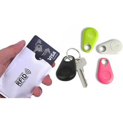 Pochette de protection : pochette anti-RFID / / coloris uni / 20