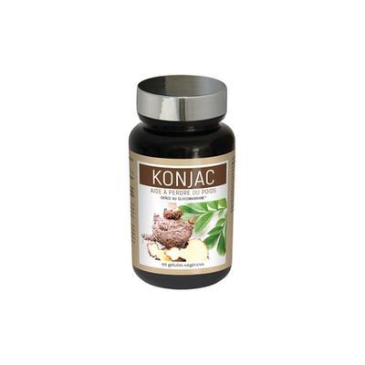 Cure Konjac pour réduire l appétit 60 gélules : 1