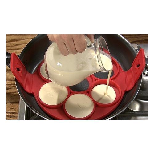 Silikon-Pancake-Form: 1
