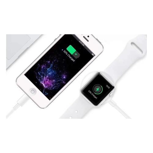 2-in-1 Ladekabel für iPhone und iWatch