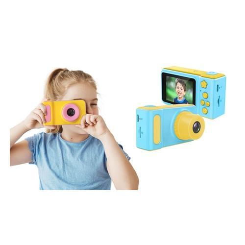Digitalkamera für Kinder: Pink / Ohne Speicherkarte