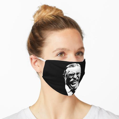 Teddy Roosevelt Maske