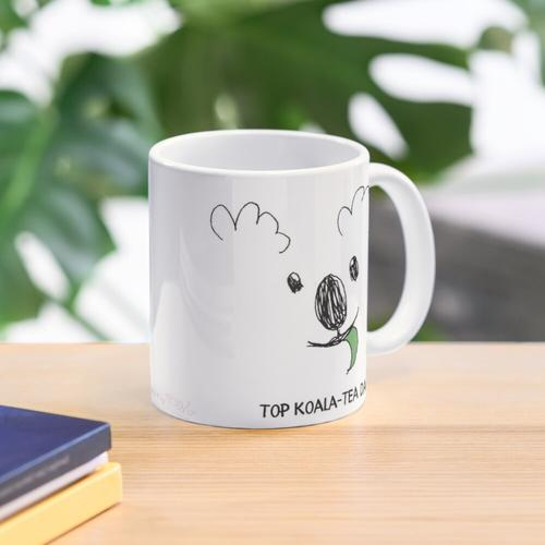 Top Koala-Tee Papa Tasse