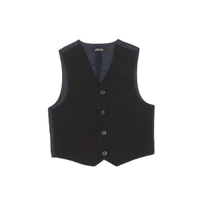 Tuxedo Vest: Black Stripes Jacke...