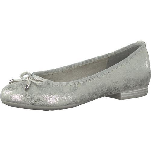 Ballerina, silber, Gr. 42