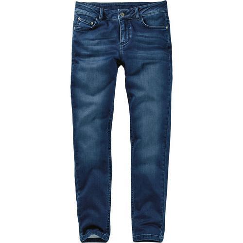 Jogging-Jeans, blau, Gr. 164