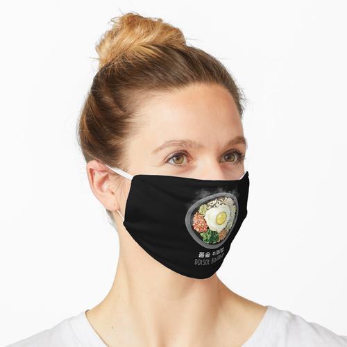 Dolsot Bibimbap Maske