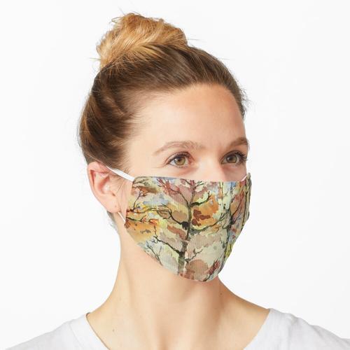 Bitte liken Maske