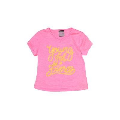 Zone Pro Active T-Shirt: Pink Gr...