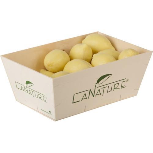 LaNature Zitronenseife in Holzkiste 18x125 g Stückseife