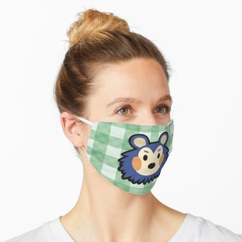 Mabel Animal Crossing Maske