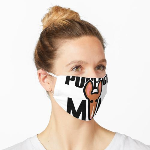 Podenco Mum - bunt Maske